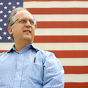 Liverpool, NY / 2004 - Thomas C. Walsh, PhD, president of Grenell Consulting Group in Liverpool, NY, is currently disputing his family's citizenship status with the Canadian government.  Photo by Mike Roy /Special to The Vancouver Sun