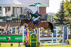 Lennon Dermott, IRL, MJM Pursuit<br /> Spruce Meadows Masters - Calgary 2019<br /> © Dirk Caremans<br />  04/09/2019