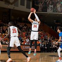 Men Basketball vs Houston Baptist CollegeInsider.com post-season tournament