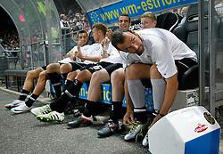 03.08.2011, UPC Arena, Graz, AUT, CL-Qualifiers, SK Sturm Graz vs. FC Zestafoni, im Bild Mario Haas (SK Sturm Graz, #7, Forward), EXPA Pictures © 2011, PhotoCredit: EXPA/ Erwin Scheriau