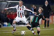 Onderwerp/Subject: Eredivisie<br /> Reklame:  <br /> Club/Team/Country: <br /> Seizoen/Season: 2012/2013<br /> FOTO/PHOTO: Danny GUIJT (L) of Willem II in duel with Rasmus LINDGREN (R) of FC Groningen. (Photo by PICS UNITED)<br /> <br /> Trefwoorden/Keywords: <br /> #04 $94 ±1355238911262<br /> Photo- & Copyrights © PICS UNITED <br /> P.O. Box 7164 - 5605 BE  EINDHOVEN (THE NETHERLANDS) <br /> Phone +31 (0)40 296 28 00 <br /> Fax +31 (0) 40 248 47 43 <br /> http://www.pics-united.com <br /> e-mail : sales@pics-united.com (If you would like to raise any issues regarding any aspects of products / service of PICS UNITED) or <br /> e-mail : sales@pics-united.com   <br /> <br /> ATTENTIE: <br /> Publicatie ook bij aanbieding door derden is slechts toegestaan na verkregen toestemming van Pics United. <br /> VOLLEDIGE NAAMSVERMELDING IS VERPLICHT! (© PICS UNITED/Naam Fotograaf, zie veld 4 van de bestandsinfo 'credits') <br /> ATTENTION:  <br /> © Pics United. Reproduction/publication of this photo by any parties is only permitted after authorisation is sought and obtained from  PICS UNITED- THE NETHERLANDS