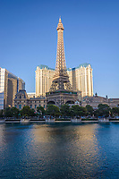 The Eiffel Tower, Las Vegas, Neveda, USA.