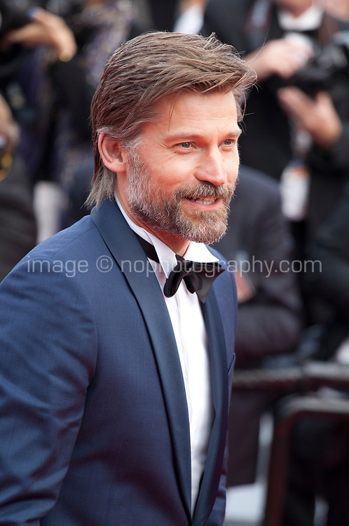 at the Le Grand Bain (Sink Or Swim) gala screening at the 71st Cannes Film Festival, Sunday 13th May 2018, Cannes, France. Photo credit: Doreen Kennedy