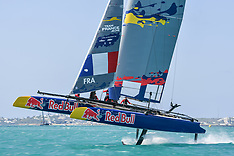 2017 - RED BULL YOUTH AMERICA'S CUP - GREAT SOUND - BERMUDAS