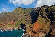 Skylight, Napali Coast, Kauai, Hawaii