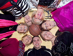 No fee for Repro: 13/12/2012.ITB and Fingal Age Friendly County Health and Well Being Success Story. ITB sports management student Paul McClean from Huntstown is pictured with Betty Shanahan, Anne Nelson, Kay Higgins Bothan, Phyllis Lynch and Mary Gilian all from Castleknock as the Institute of Technology Blanchardstown (ITB) celebrated a collaborative initiative between the themselves and Fingal County Council's, Age Friendly County Strategy where older adult groups attended classes in ITB for the past 12 weeks, as part of the Fitness, Health and Well Being Programme.  Each recipient was presented with a Certificate of Participation from ITB President, Mary Meaney and Mayor of Fingal, Councillor Cian O'Callaghan. Picture Andres Poveda..For further information please contact; Ann-Marie Sheehan, Aspire PR T : 0872985569 / 018275181 E : annmarie@aspire-pr.com