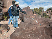 Mesa Prieta Petroglyphs 11/14/2014