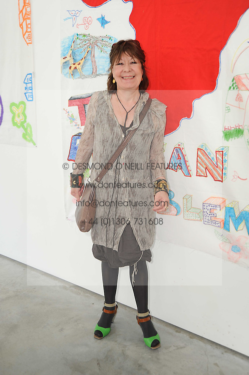 Actress Roberta Taylor at a charity lunch organised in aid of ASAP (African Solutions to African Problems) held at the Louise T Blouin Foundation, 3 Olaf Street, London W11 on 23rd June 2010.