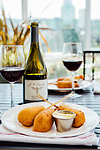 Corn Dogs & Wine