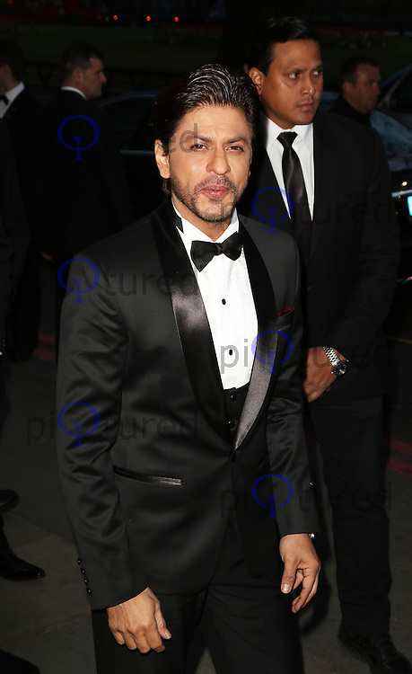 Shah Rukh Khan, The Asian Awards, Grosvenor House Hotel, London UK, 17 April 2015, Photo by Richard Goldschmidt