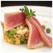 Le Ricette Tradizionali della Cucina Italiana.Italian Cooking Recipes. Ventresca di tonno