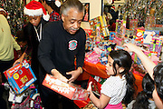 New York, NY- December 25-  Rev. Al Sharpton at the Rev. Al Sharpton and National Action Network Feeding of the Hungry on Christmas Day & Toy Giveaway at the Annual NAN Event held at the NAN's House of Justice on December 25, 2011 in Harlem, New York City. Photo Credit: Terrence Jennings
