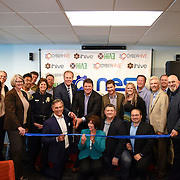 "CYBERTECH Mayor Faulconer ""Ribbon Cutting"" at NEST Cowork and xHive Incubator 2016"