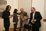 MARK PATTENDEN,CLAIRE DE ROUEN, DAVID BAILEY, SASHA BAILEY AND GRAHAM CHAPMAN, David Bailey, Havana. Faggionato fine art. Albermarle St. London. 20 September 2006. ONE TIME USE ONLY - DO NOT ARCHIVE  © Copyright Photograph by Dafydd Jones 66 Stockwell Park Rd. London SW9 0DA Tel 020 7733 0108 www.dafjones.com