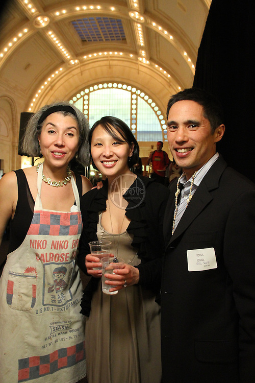 """ID SpringRoll 2011 """"Party Down for Chinatown""""  SCIDpda ID SpringRoll 2011 at Union Station."""