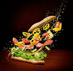 Sandwich Tornado