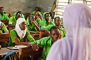 Tamale Islamic Secondary school, Tamale, Northern Region, Ghana on Thursday November 3, 2011.
