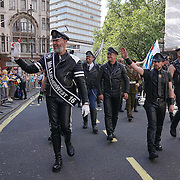 London,England,UK ; 25th June 2016 : Thousands attends the annual Pride in London 2016, England, UK. Photo by See Li