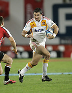 JOHANNESBURG, SOUTH AFRICA - 23 April 2011: during the Super Rugby Match between the MTN Lions and the Chiefs held at Coca Cola Park Stadium, Johannesburg, South Africa. Photo by Dominic Barnardt
