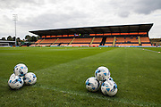 The Hive Stadium before the Sky Bet League 2 match between Barnet and Wycombe Wanderers at the Hive Stadium, London, England on 15 August 2015. Photo by Bennett Dean.
