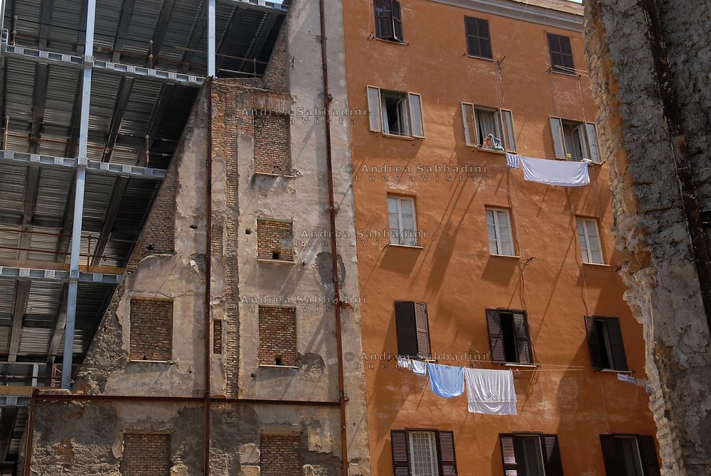 060726 cantiere piazza vittorio 001 jpg andrea sabbadini for Cantiere di costruzione
