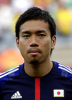 Fifa Brazil 2013 Confederation Cup / Group A Match / <br /> Japan vs Mexico 1-2  ( Mineirao Stadium - Belo Horizonte , Brazil )<br /> Yuto NAGATOMO of Japan , during the match between Japan and  Mexico