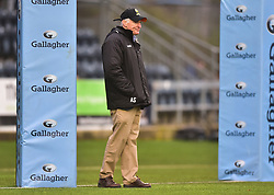 Worcester Warriors Director of Rugby Alan Solomons - Mandatory by-line: Alex James/JMP - 25/01/2020 - RUGBY - Sixways Stadium - Worcester, England - Worcester Warriors v Wasps - Gallagher Premiership Rugby