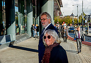 AMSTERDAM - Jeroen Krabbe Herdenkingsbijeenkomst in het Concertgebouw voor de overleden oud-premier Wim Kok.