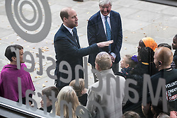 © Licensed to London News Pictures . 06/12/2017 . Manchester , UK . The Duke And Duchess Of Cambridge, Prince William and Kate Middleton, attend the Children's Global Media Summit at the Manchester Central Convention Centre . Photo credit : Joel Goodman/LNP