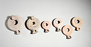 Herodian Terracotta oil lamps first century CE