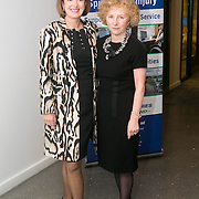 No Repro Fee<br /> 02/04/2015<br /> Pictured at the Spinal Injuries Ireland Lunch at the Marker Hotel, Dublin were<br /> Mary Bergin (left) and Ann Bergin.<br /> Pic: Alan Rowlette