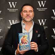 David Walliams book signing at Waterstones Piccadilly, London, UK