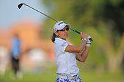 Laura Kueny during second round of the Symetra Tour's Guardian Retirement Championship at Sara Bay in Sarasota, Florida April 27, 2013. ..©2013 Scott A. Miller