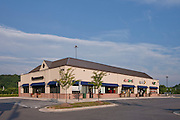 Exterior images of 3720 Washington Blvd. in Baltimore, MD for Merritt Properties