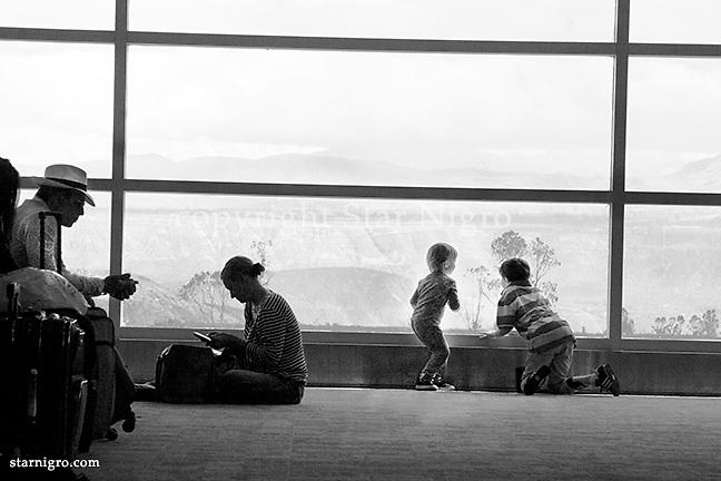 Airport of Quito