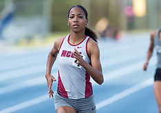 2017 NC Central Track & Field (A&T Invitational Meet)