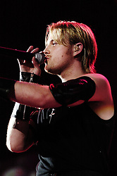 "Westlife play their third consecutive concert at the Hallam FM Arena at the start of their ""Unbreakable"" Tour 2003 Monday 21st July 2003<br /> <br /> Image Copyright Paul David Drabble<br /> 21 July 2003"