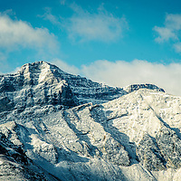 photographs of large mountainscapes from the western united states, north America, Canada, rocky mountains