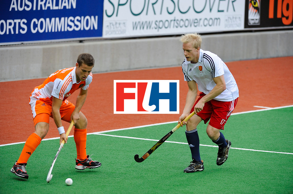 2009 CT Men- England v.Netherlands