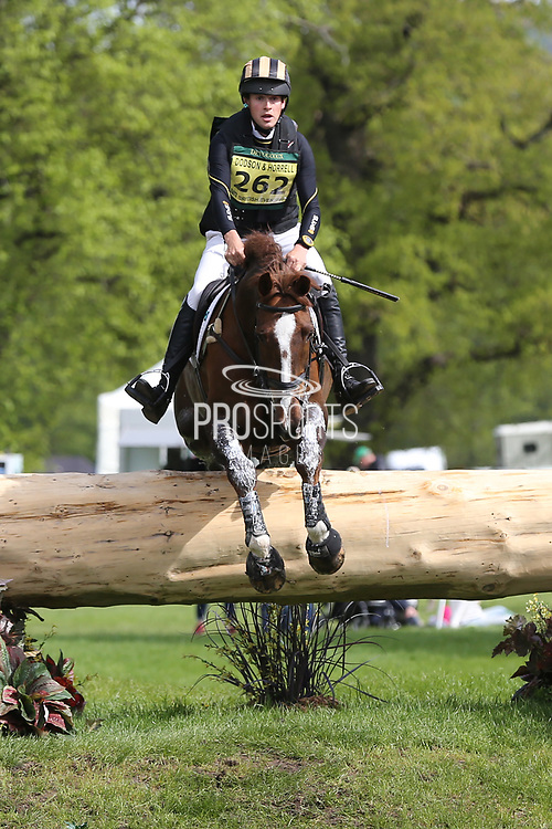 Tom Rowland riding Possible Mission during the International Horse Trials at Chatsworth, Bakewell, United Kingdom on 13 May 2018. Picture by George Franks.