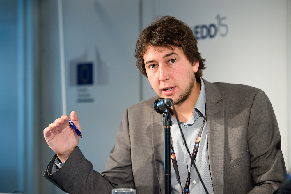 04 June 2015 - Belgium - Brussels - European Development Days - EDD - Urban - Urban journalism academy - Media training © European Union