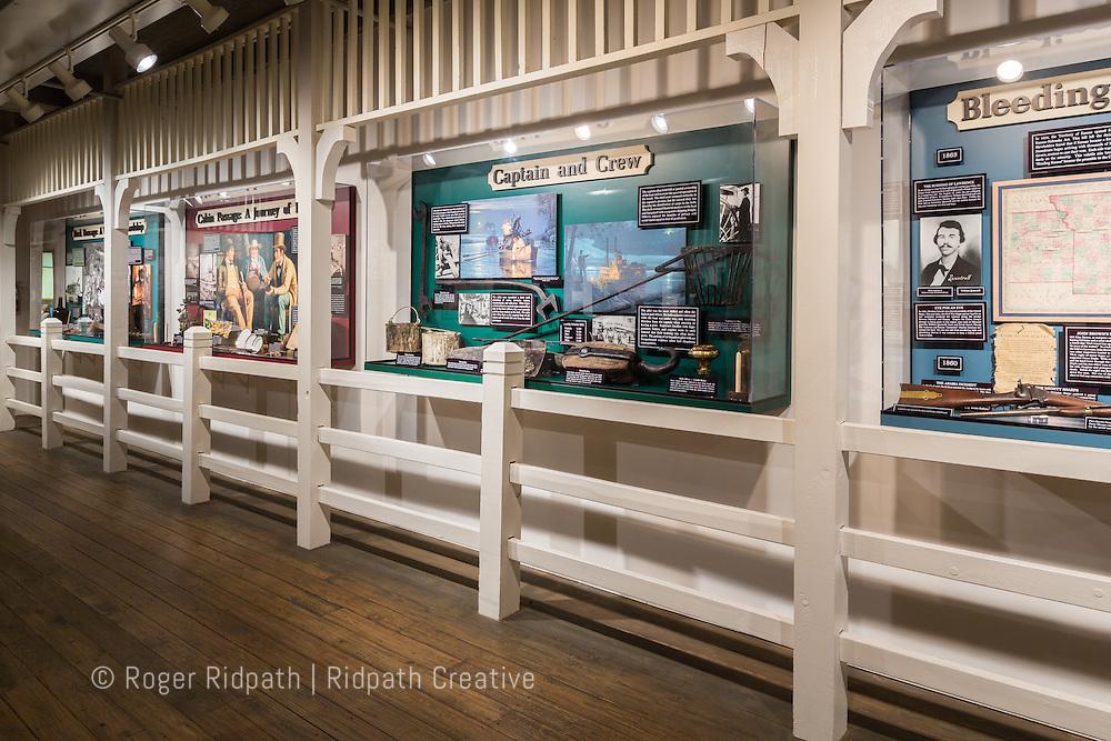 artifacts Arabia Steamboat Museum