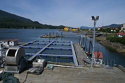 Glacier Bay NP - Boat Dock