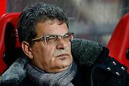28-11-2015 VOETBAL:FC TWENTE-WILLEM II:ENSCHEDE<br /> Technisch directeur van FC Twente Ted van Leeuwen<br /> <br /> Foto: Geert van Erven