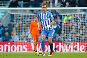 Brighton and Hove Albion defender Uwe Huenemeier (4) during the The FA Cup match between Brighton and Hove Albion and Coventry City at the American Express Community Stadium, Brighton and Hove, England on 17 February 2018. Picture by Phil Duncan.