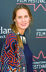 Edinburgh International Film Festival, Monday, 25th June 2018<br /> <br /> DUMPED (International Premiere)<br /> <br /> Pictured: Director Eloise Lang<br /> <br /> (c) Alex Todd | Edinburgh Elite media