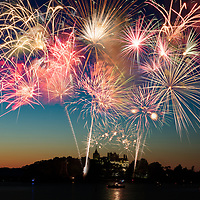 http://Duncan.co/july-4th-2017-fireworks-at-boldt-castle