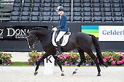 Estee Gerritsen  - Exquis Onassis<br /> Nederlands Kampioenschap Para Dressuur 2016<br /> © DigiShots