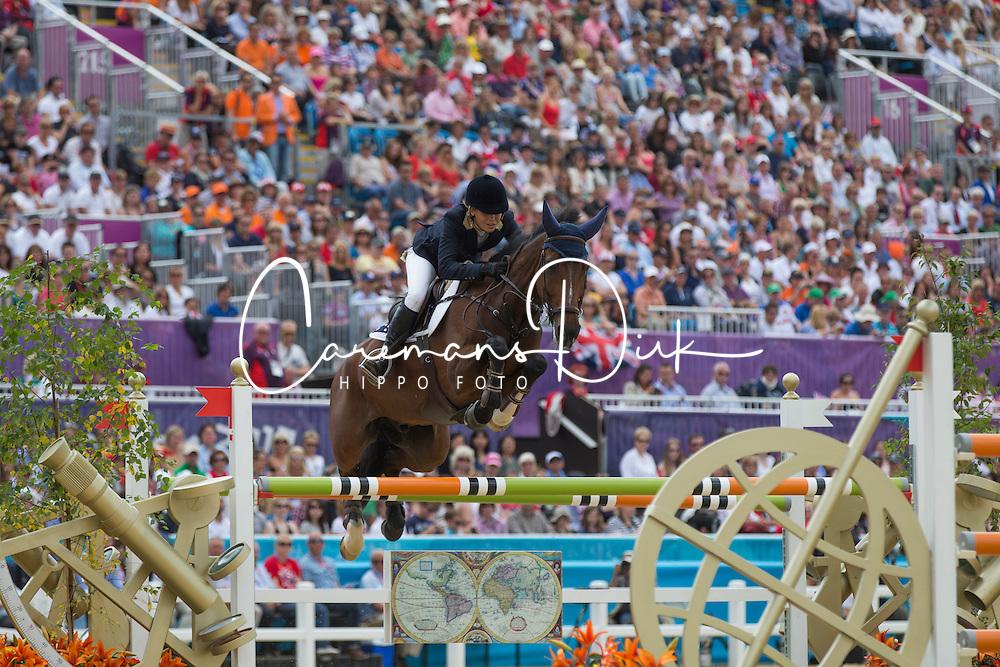 Hargreaves Julia (AUS) - Vedor<br /> Olympic Games London 2012<br /> © Dirk Caremans