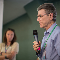 Jeffrey D. Sachs is a world-renowned professor of economics, leader in sustainable development, senior UN advisor, bestselling author, and syndicated columnist whose monthly newspaper columns appear in more than 100 countries. Sachs spoke to the Greener Attica Symposium on the Saronic Islands, Greece. This international ecological symposium organised by the Ecumenical Patriarchate convened theologians and scientists, political and business leaders, as well as activists and journalists from all over the world. Participants explored pressing issues such as climate change, loss of diversity and plastic pollution.